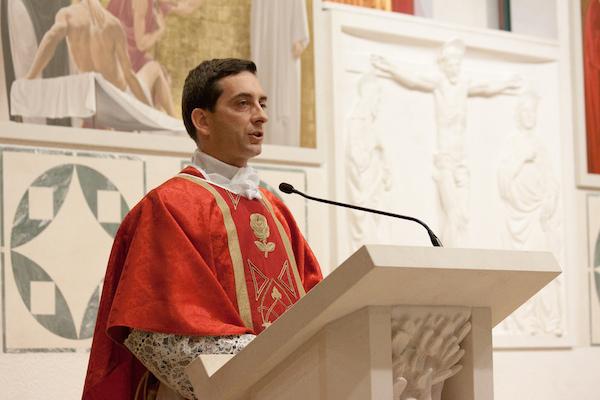 """Opus Dei - Don Carlo De Marchi: """"Un padre, una guida, un sostegno"""""""