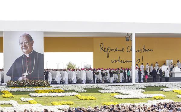 Opus Dei - Beatificação de Dom Álvaro: 1 ano depois