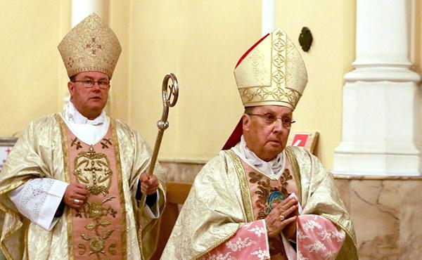 O Prelado do Opus Dei celebra missa na Catedral de Moscou