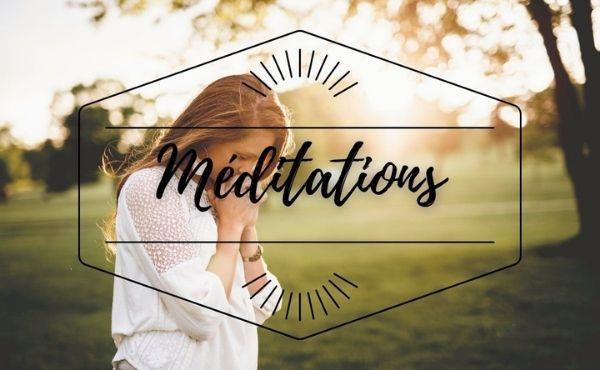 Méditation : dimanche de la 3ème semaine de l'Avent