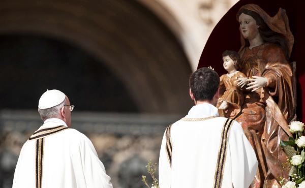 Messaggio del Santo Padre per la Quaresima 2015