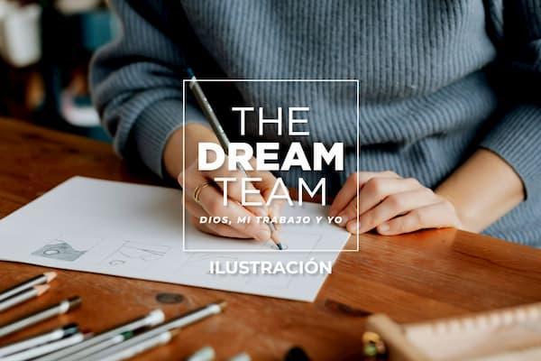 The Dream Team: Dios, mi trabajo y yo (III).