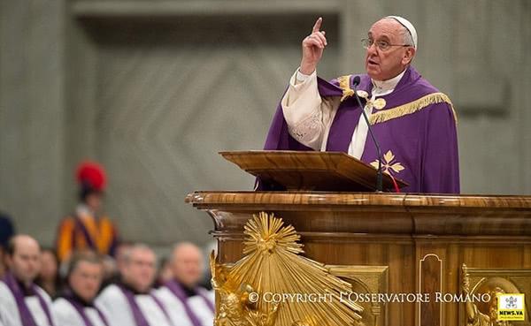 Opus Dei - O Papa Francisco anuncia um Jubileu extraordinário: Ano Santo da Misericórdia