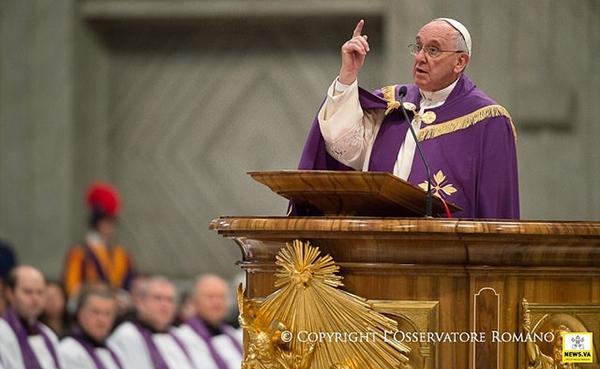 O Papa Francisco anuncia um Jubileu extraordinário: Ano Santo da Misericórdia