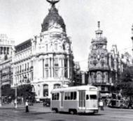16 de octubre de 1931, en un tranvía de Madrid: Abba, Pater!