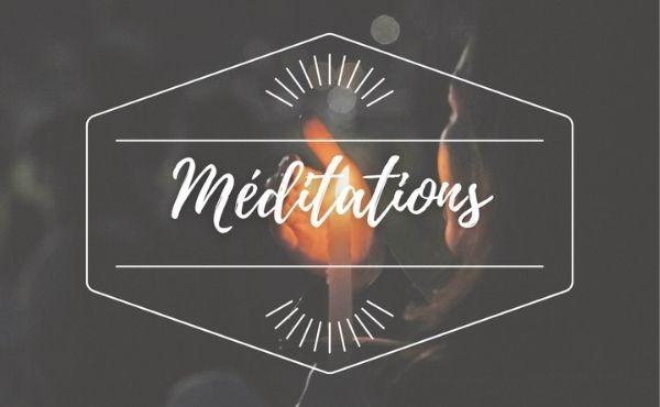 Méditation : lundi de la 3ème semaine de l'Avent