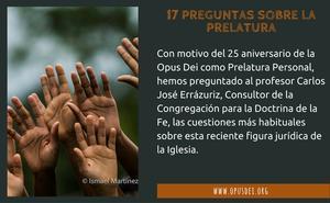 17 preguntas sobre la Prelatura
