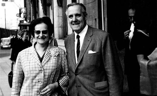 Opus Dei - Documentació del matrimoni Ortiz de Landázuri
