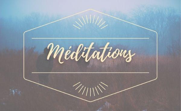 Méditation : mardi de la 3ème semaine de l'Avent
