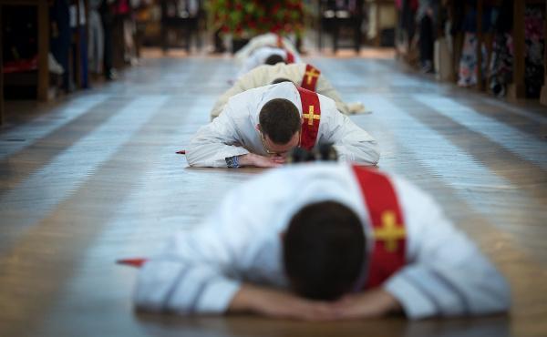 31 neue Diakone aus 16 Ländern wurden in Rom geweiht