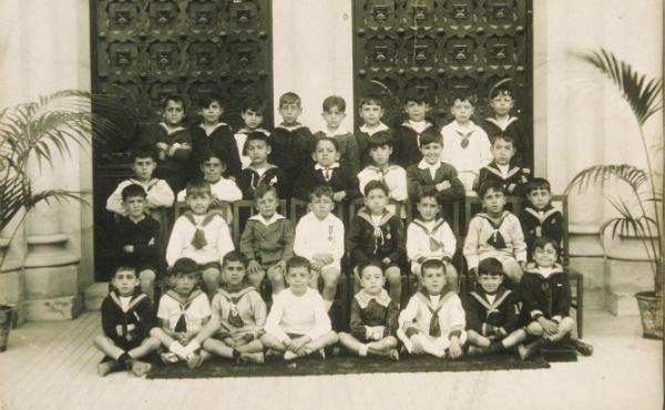 La infancia de Álvaro del Portillo