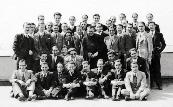 Opus Dei - Años de juventud de Álvaro del Portillo