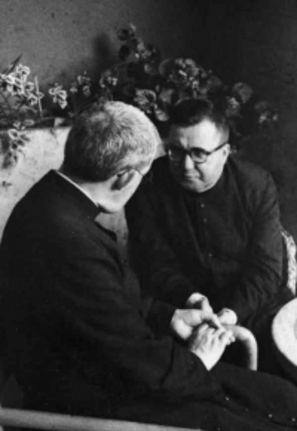 Nuevos detalles sobre la historia del Opus Dei