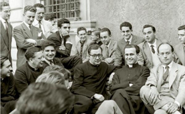Opus Dei - 27 kwietnia 1954 r.: Wyleczenie z cukrzycy