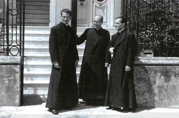 Opus Dei - Los comienzos