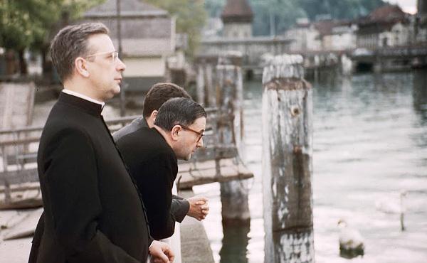 """Opus Dei - Blahoslavený Álvaro: """"Pane, ty jsi mým Šimonem z Kyrény"""""""