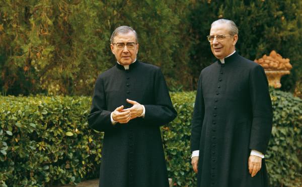 Opus Dei - El hijo más fiel de san Josemaría