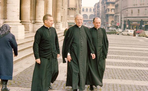 Opus Dei - Svätosť je povolanie pre každého