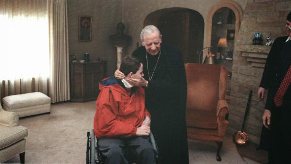 Opus Dei - Mons. Echevarría: preparar la beatificación de Álvaro del Portillo con obras de misericordia