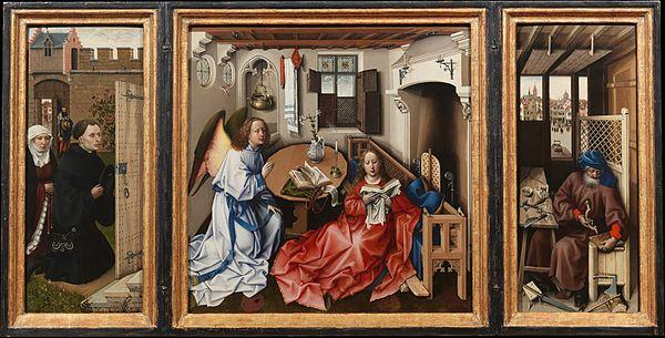 The Annunciation: Mary Draws out our Ability to Love (Audio)