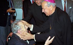 Zaligverklaring Don Álvaro in Madrid