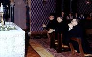 La Eucaristía, misterio de fe y de amor