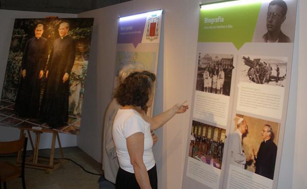 L'expo d'Álvaro del Portillo arriba a la Catedral de Lleida