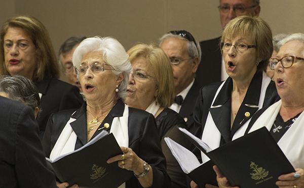 Fotos de la missa d'acció de gràcies a Tortosa