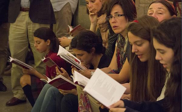 Opus Dei - Missa d'acció de gràcies a Barcelona