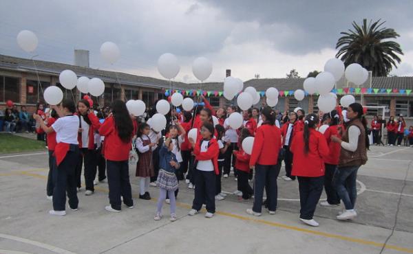 Opus Dei - Colegio Integral Femenino: haciendo el bien en Soacha desde hace 70 años