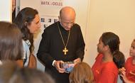 El prelat de l'Opus Dei, Fernando Ocáriz, visita durant quatre dies Barcelona