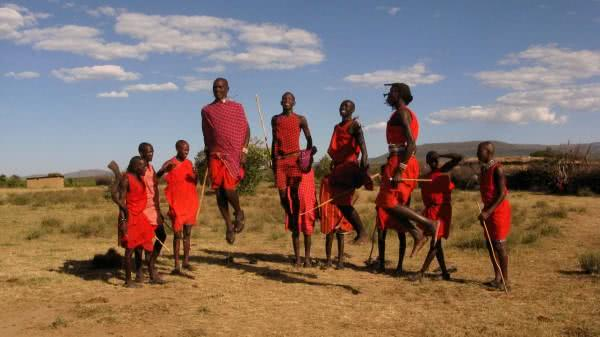Formation Among the Maasai Youth