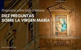 ¿Por qué la Virgen María también es madre de los cristianos y madre de la Iglesia?