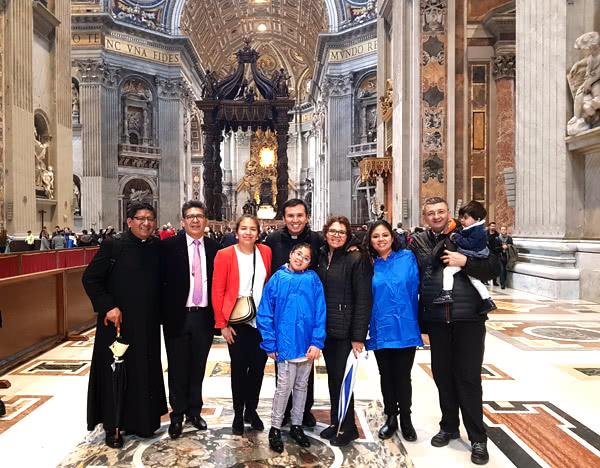 """Opus Dei - César Risco: """"El diaconado es un nuevo modo de vivir, que ilusiona"""""""