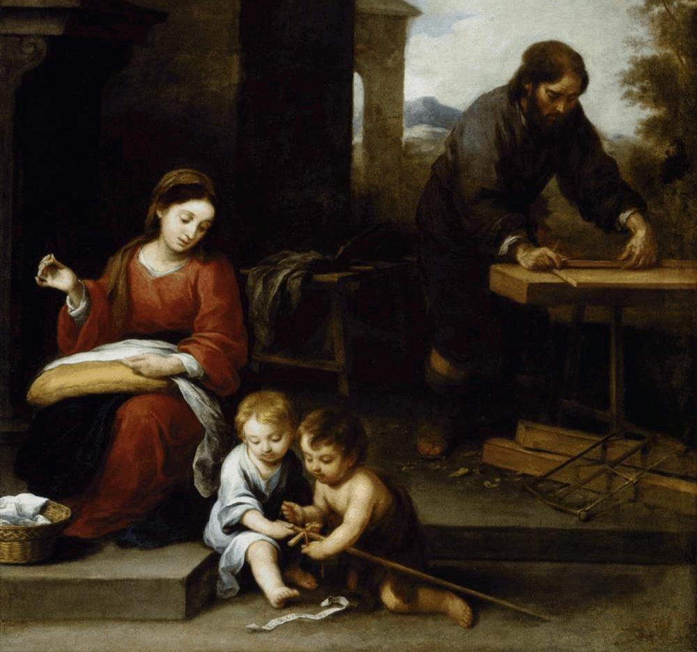 Opus Dei - Божественият смисъл на земния живот на Исус