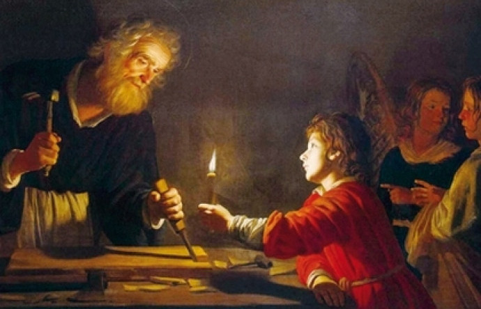 Opus Dei - Св. Йосиф, наш духовен учител