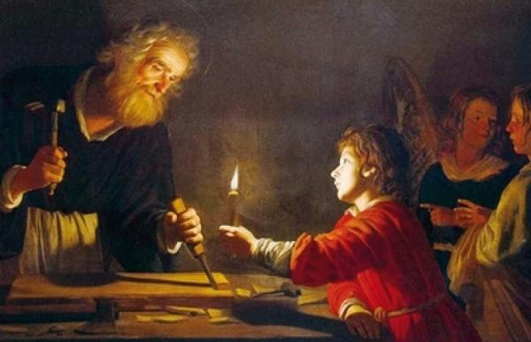 Св. Йосиф, наш духовен учител