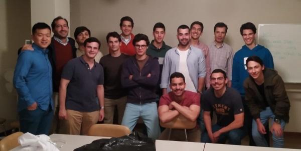 Opus Dei - Fátima: 16 voluntários entre 192 residentes do Centro de Deficientes Profundos