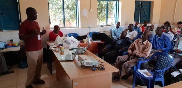 Opus Dei - Combate ao Ebola no Sudão do Sul