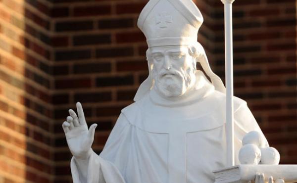 São Nicolau de Bari, intercessor nas necessidades do Opus Dei