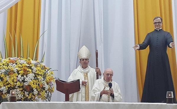 Opus Dei - Experiencia de vida parroquial y celebración patronal en medio de la pandemia