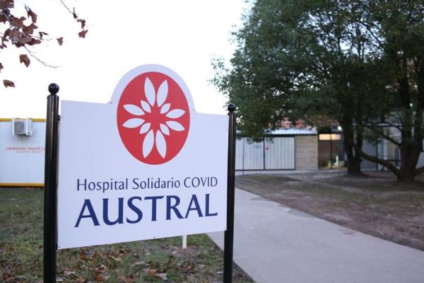 Opus Dei - Hospital Solidario Austral: el sueño de san Josemaría