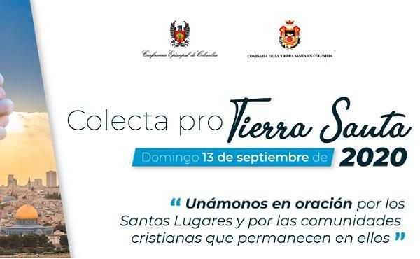 Opus Dei - 13 de septiembre: Colecta pro Tierra Santa 2020