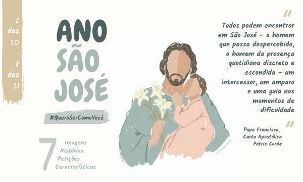 Opus Dei - O ano de são José: #QueroSerComoVocê