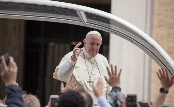 Opus Dei - El Papa Francisco reza por Colombia tras los episodios de violencia