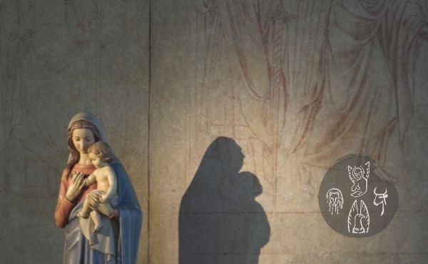 Evangelio del lunes: María, Madre de la Iglesia