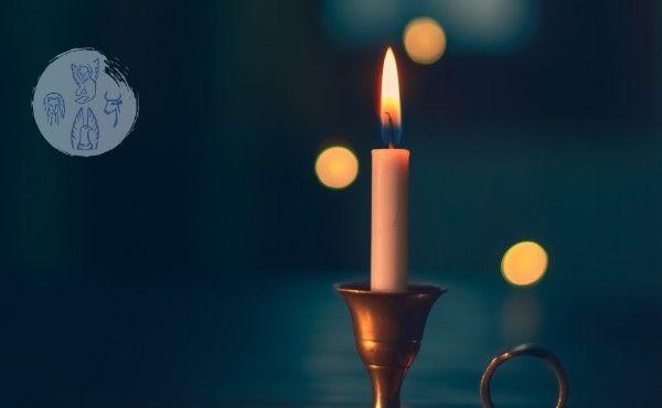 Evangelio del lunes: una lámpara encendida