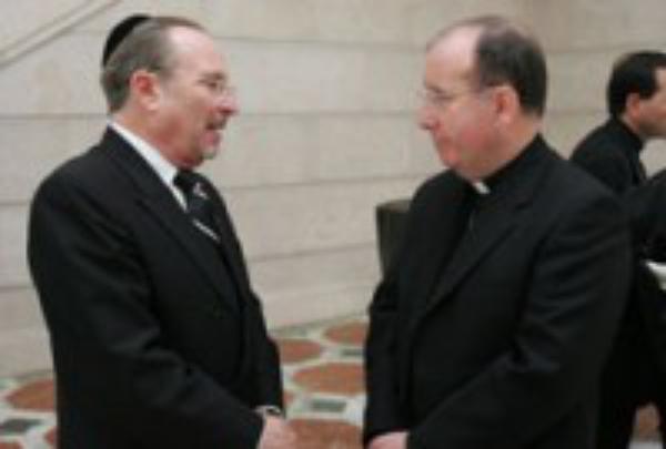 El rabino Kreiman bregó por el acercamiento del judaísmo a la Iglesia católica