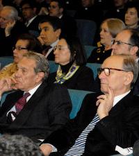 나바로 발스 대변인과 엔니오 모리꼬네