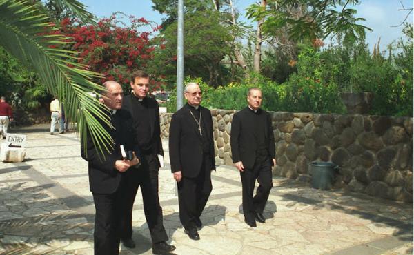 Opus Dei - Começar e recomeçar